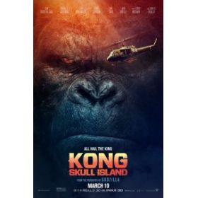 Kong: Koponya-sziget (3D Blu-ray + Blu-ray) *Fémdobozos*