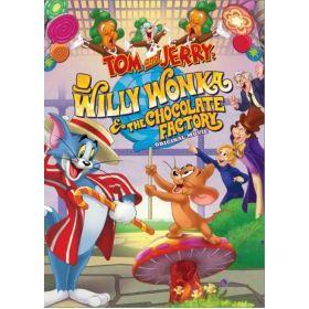 Tom és Jerry: Willy Wonka és a csokigyár (DVD)