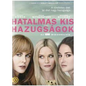 Hatalmas kis hazugságok (3 DVD)