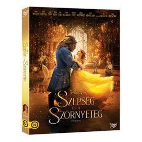 A szépség és a Szörnyeteg (Élőszereplős - Disney) (DVD)