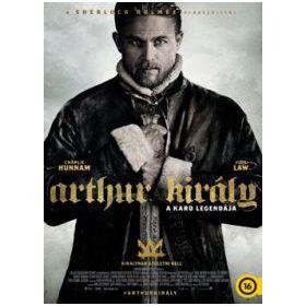Arthur király: A kard legendája (DVD)