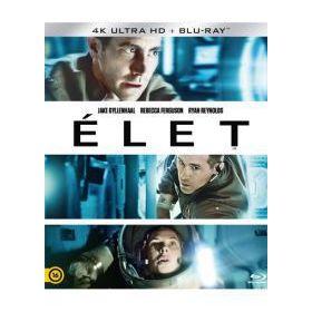 Élet (Life) (4K Ultra HD (UHD) + BD)