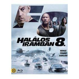Halálos iramban 8. (Blu-ray)