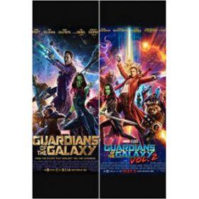 A galaxis őrzői 1-2 (2 DVD)