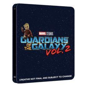 A galaxis őrzői 2. (Blu-ray) *Steelbook*