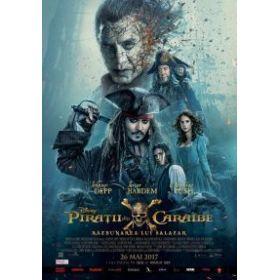 A Karib-tenger kalózai: Salazar bosszúja (DVD)
