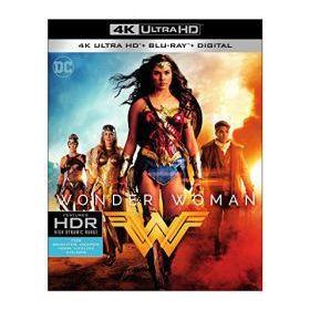 Wonder Woman (4K UHD Blu-ray + BD)