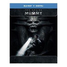 A múmia (2017) (3D Blu-ray+BD) - limitált, fémdobozos változat (steelbook)