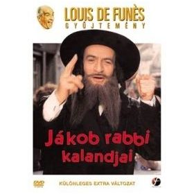 Jákob rabbi kalandjai (DVD)