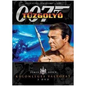 James Bond 04. - Tűzgolyó (DVD)
