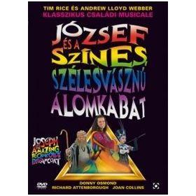 József és a színes, szélesvásznú álomkabát (DVD)