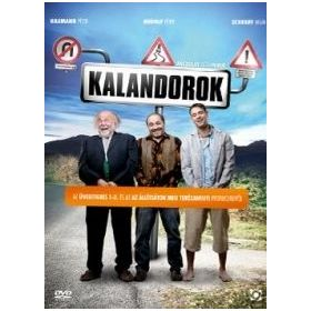 Kalandorok (DVD) *Rudolf Péter, Haumann Péter*