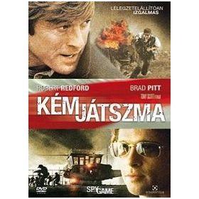 Kémjátszma (DVD)