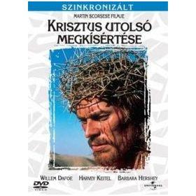Krisztus utolsó megkísértése (DVD)