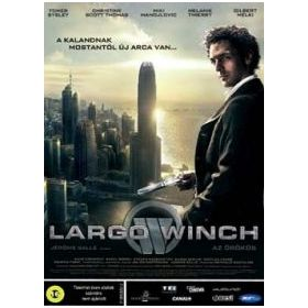 Largo Winch - Az örökös (DVD)
