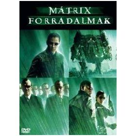Mátrix - Forradalmak (DVD)