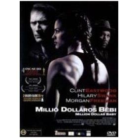 Millió Dolláros Bébi (DVD)