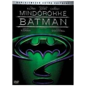 Mindörökké Batman (2 DVD)