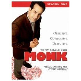 Monk - A flúgos nyomozó - 1. évad ( 4 DVD )