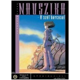Nauszika - A szél harcosai (DVD)