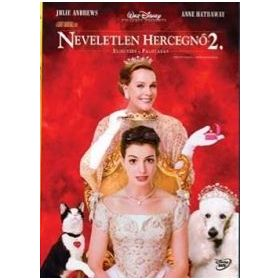 Neveletlen Hercegnő 2. (DVD)