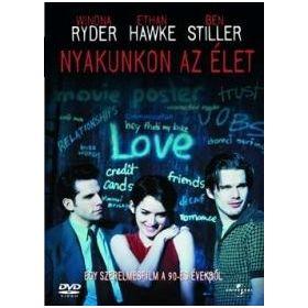 Nyakunkon az élet (DVD)