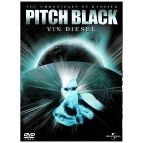 Pitch Black - 22 évente sötétség (DVD)