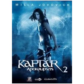 Kaptár 2. - Apokalipszis (DVD)