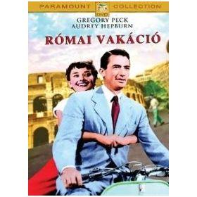 Római vakáció (szinkronizált változat) (DVD)