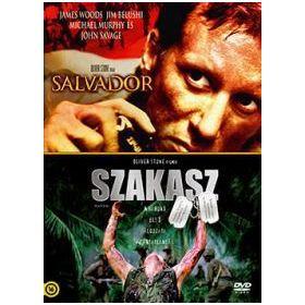 Salvador / A Szakasz (Twinpack) (2 DVD)