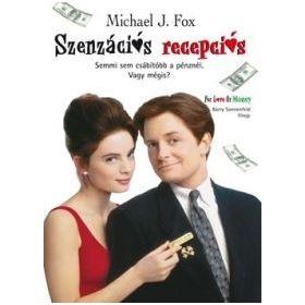 Szenzációs recepciós (DVD)