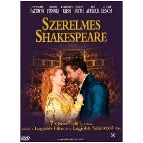 Szerelmes Shakespeare  (DVD)
