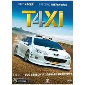Taxi 4. (DVD) *T4xi*