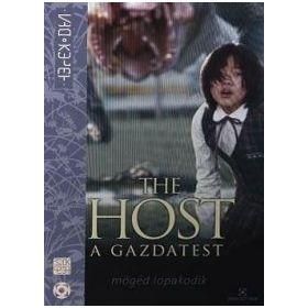 The Host - A gazdatest ( 1lemezes ) (DVD)