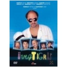 Üvegtigris 1. (1 DVD)