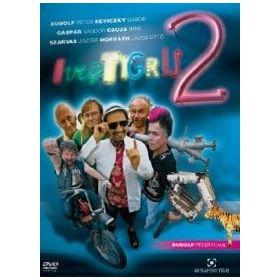 Üvegtigris 2. (DVD)