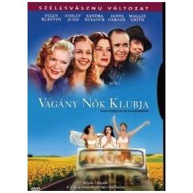 Vagány Nők Klubja (DVD)