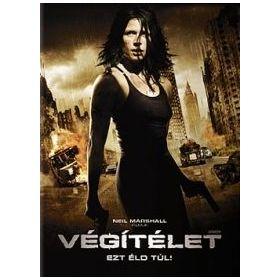 Végítélet (DVD)