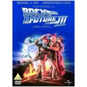 Vissza a jövőbe 3. (DVD)