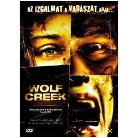 Wolf Creek - A haláltúra (DVD)