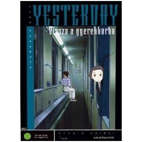 Yesterday - Vissza a gyerekkorba (DVD)
