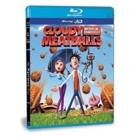 Derült égből fasírt (3D Blu-ray)