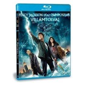 Percy Jackson és az olimposziak : Villámtolvaj (Blu-ray)