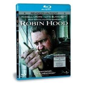 Robin Hood - Rendezői változat (Blu-ray)