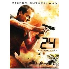 24 - A szabadulás (DVD)