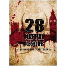 28 nappal később (szinkronizált változat) (DVD)
