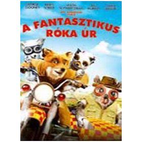 A Fantasztikus Róka úr (DVD)