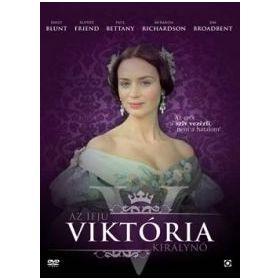 Az ifjú Viktória királynő (DVD)