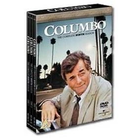 Columbo 9. évad (3 DVD)