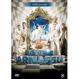 Doctor Parnassus és a képzelet birodalma (DVD)